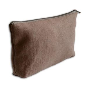 MLLE TOGA Trousse ? zip ? customiser - taupe