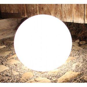 Boule Jardin Vente Cher Achat Pas Lampe wmON8nv0