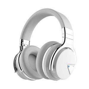CASQUE - ÉCOUTEURS COWIN E7 Casque Bluetooth Sans Fil avec Microphone