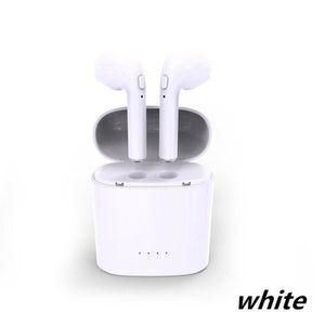 CASQUE - ÉCOUTEURS Écouteurs In Ear Sans fil Mini Bluetooth Stéréo BL