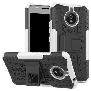 COQUE - BUMPER Coque Anti Choc Pour Motorola Moto G5 S Plus + FIL