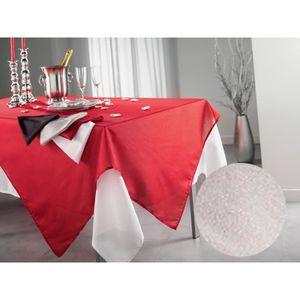 Deco table diamant achat vente deco table diamant pas cher cdiscount - Nappe de table rectangulaire pas cher ...
