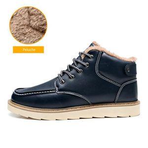 BOTTE Chaussures fourrées loisirs chaussures d'hiver de