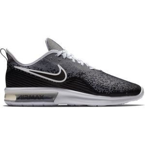 BASKET NIKE AIR MAX NEWS SEQUENT 4 GRISE ADULTE 18/19 sur