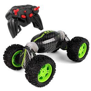 VOITURE ENFANT 1:12 4WD RC Car Scale double face 2.4GHz un jouet