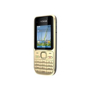Téléphone portable Nokia C2-01 - Téléphone mobile - GSM / UMTS - 3G …