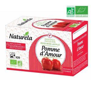 THÉ Naturela Infusion Pomme d'amour 20x1,5g Bio
