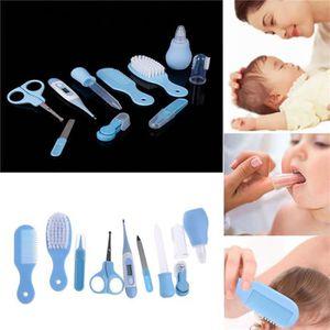 ACCROCHE-SAC Bleu 10 pcs Maternel Enfant Nouveau-Ne Sante Secur