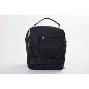 BATTERIE APPAREIL PHOTO vhbw polyester photo sac à dos noir-rouge pour cam