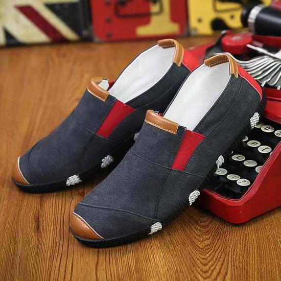 2018 Créatif Chaussures De La Mode Nouveaux Hommes Simple Occasionnelles Sandales été 4ARLSqc35j