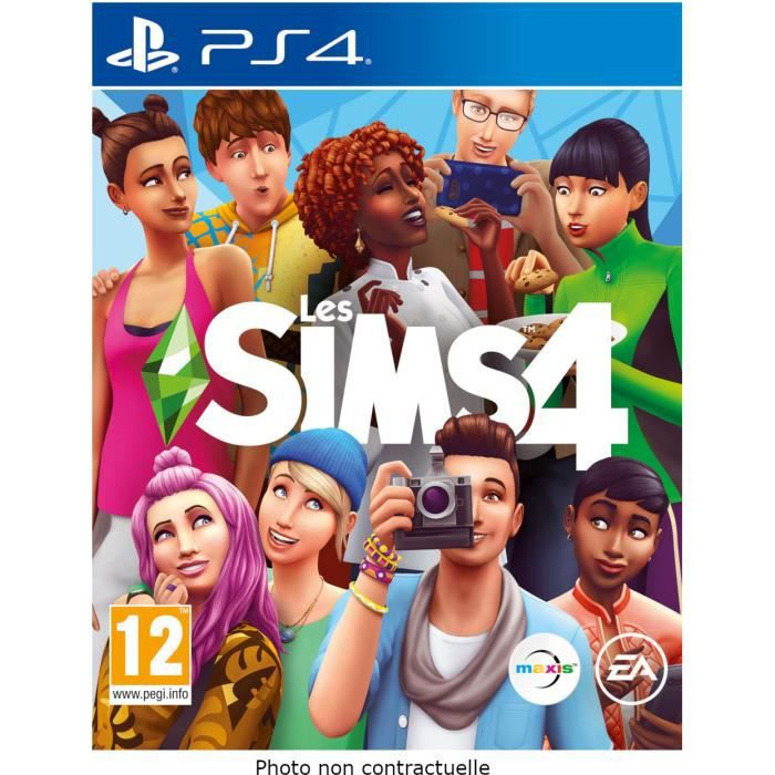 Forfaits coiffures pour hommes sims 3
