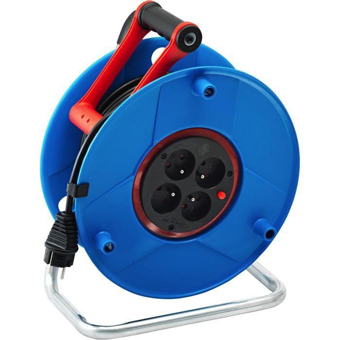 BRENNENSTUHL Enrouleur standard S-RB 40m H05VV-F 3G1.5