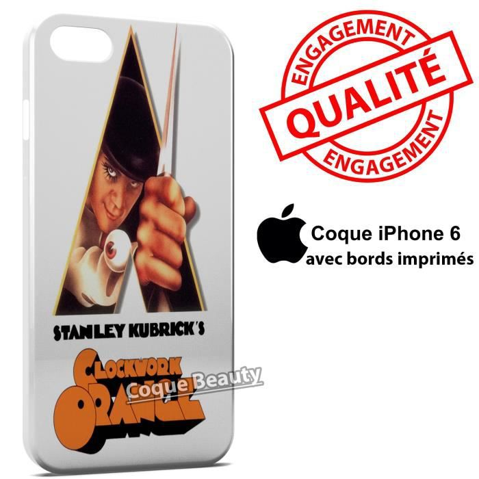 coque iphone 8 mecanique