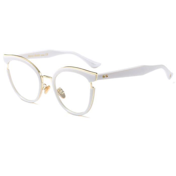 Transparente lunette De Femme Monture Violet Lunette Vue Soleil rCeodBxW