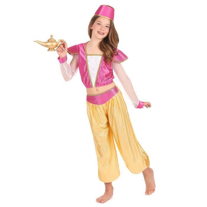 Déguisement danseuse orientale luxe fille - Achat   Vente ... 39e5d021145