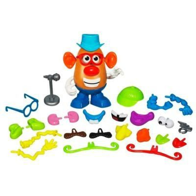 Playskool malette monsieur patate nouvelle version achat vente figurine personnage cdiscount - Monsieur patate toy story ...