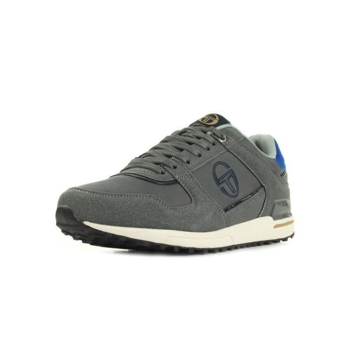 Sergio Tacchini - Baskets / sneakers homme - Gris anthracite LAHCa6