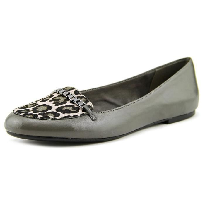 Cross Over stretch Slip-on Confort Chaussures plates L75K7 Taille-37 hvN1cU