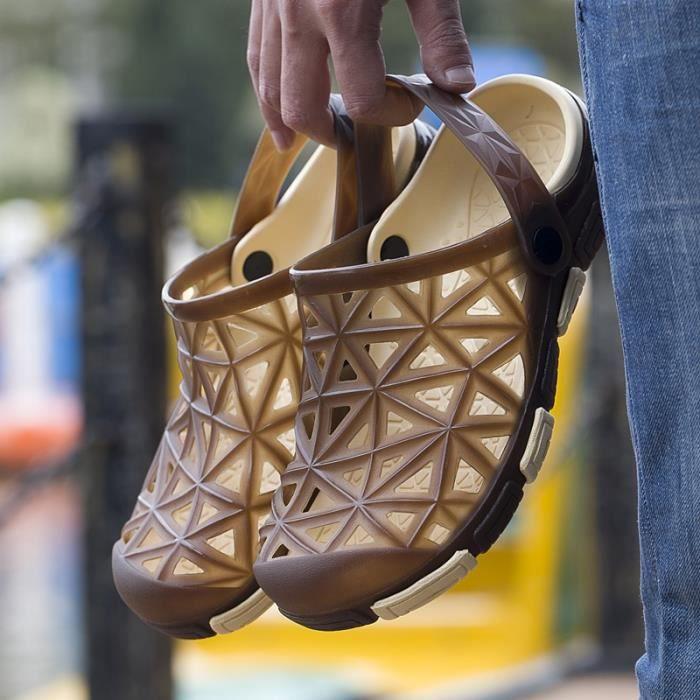 Garçons Chaussures d'été Casual Sandales de mode pour homme