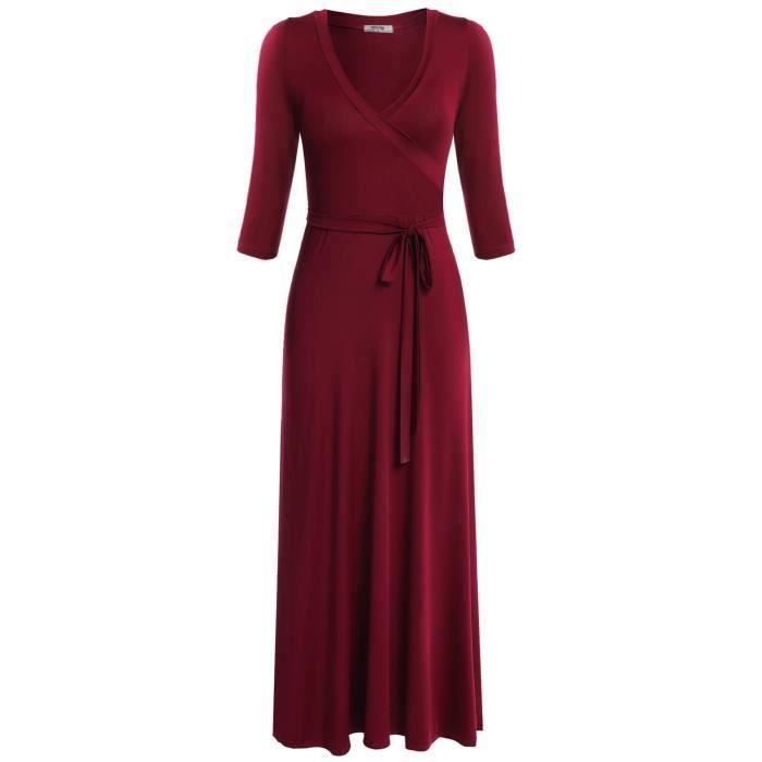 Craze robe de swing style 50s rétro noir H77IT
