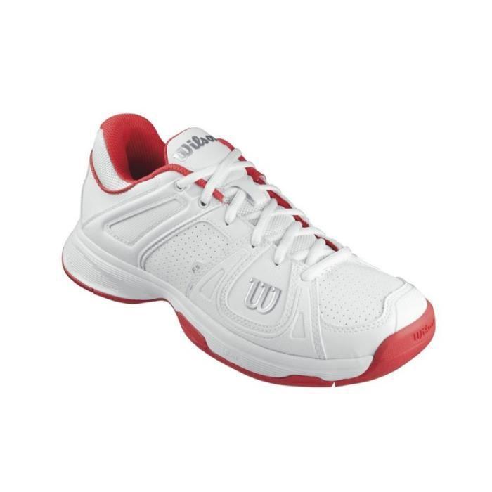 CXQ-Talons QIN&X Bloc de la femme Chaussures Chaussures Wilson blanches femme  44 gris 2Si872