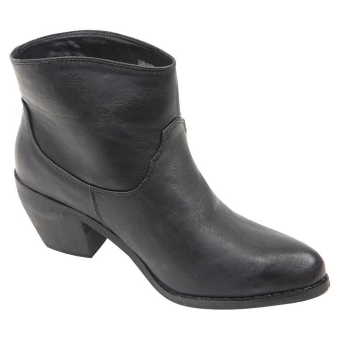 WESLEY W NR - Chaussures Femme Kaporal