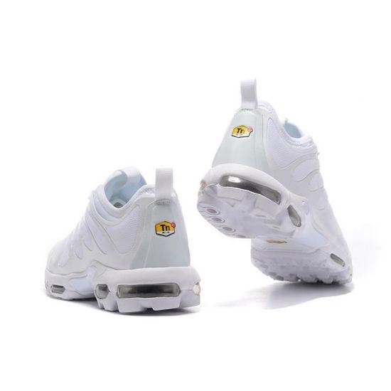 Nike Ultra Homme Blanc De Basket Plus Tn Chaussures Air Max