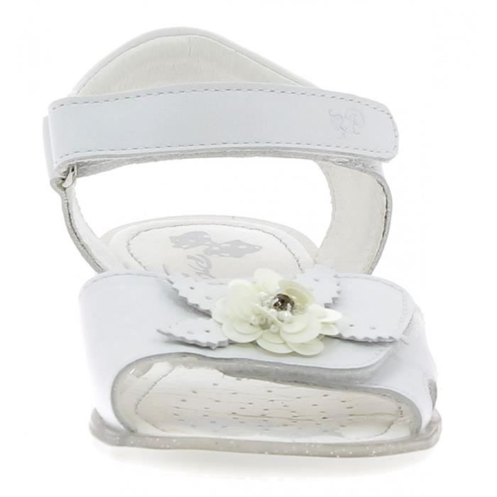 Primigi - Primigi Alleg Sandales Petite Fille Blanc iOKY2QKAa3