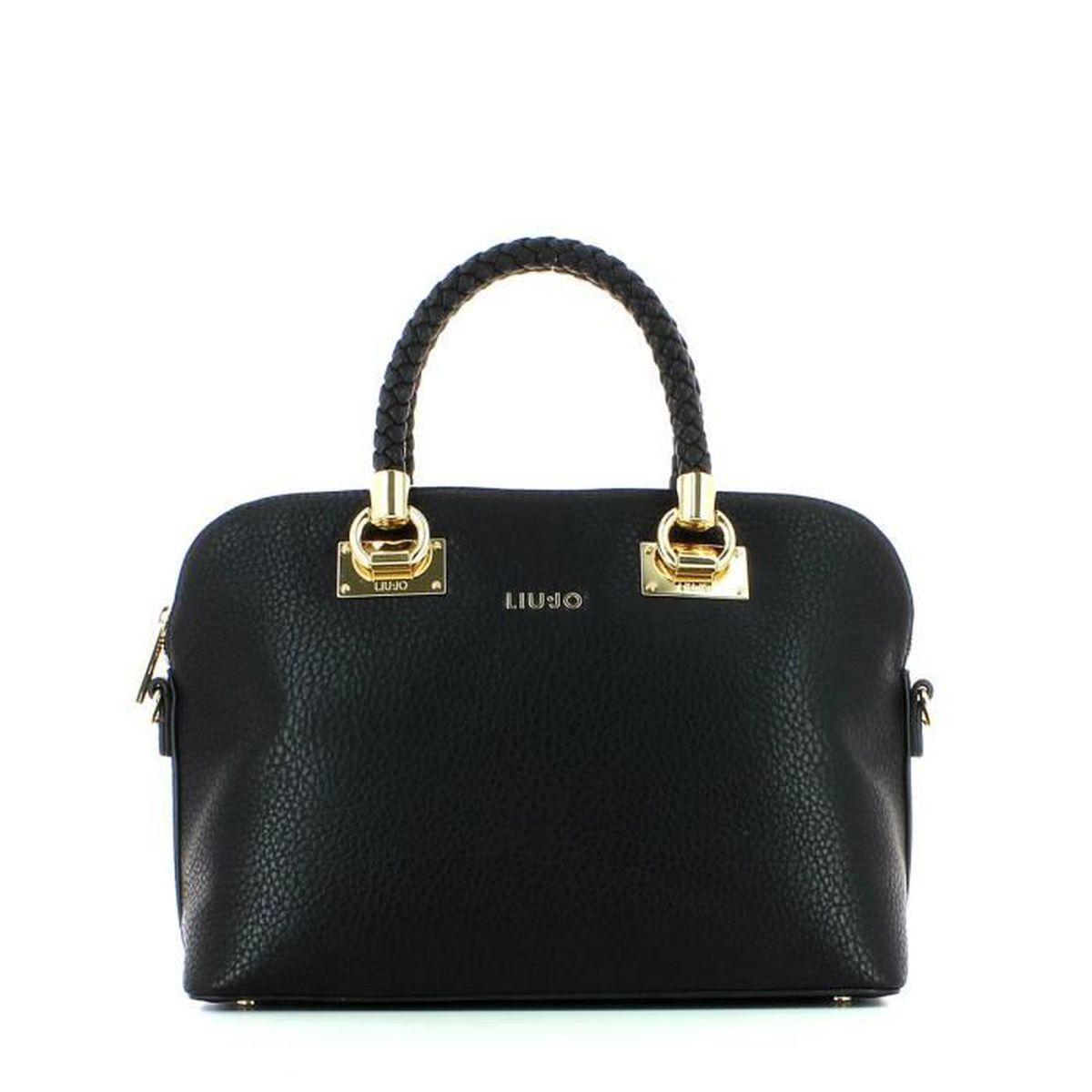 Shopping Black Achat Liu Anna Un Jo N66082e0011 Bag cSjAq354RL