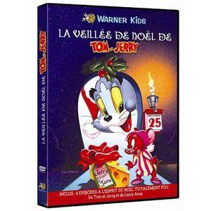 DVD FILM DVD Tom et Jerry, la veillée de Noël