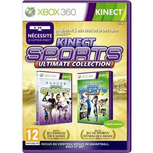 JEUX XBOX 360 Kinect Sports Ultimate Collection Jeu Xbox 360