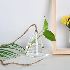 VASE - SOLIFLORE JARDINAGE Verre suspendu boule Vase Pot Terrarium