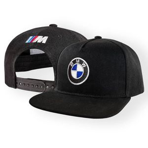 CASQUETTE BMW M Power Casquette de Baseball Snapback Noir Br