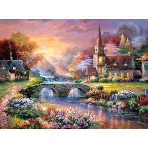 PUZZLE Puzzle 3000 pièces Peaceful Reflections