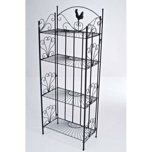 meuble en fer forge achat vente meuble en fer forge pas cher soldes d s le 10 janvier. Black Bedroom Furniture Sets. Home Design Ideas