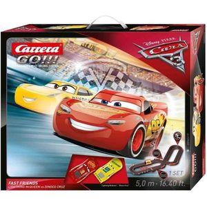 CIRCUIT Circuit Carrera Go!!! Disney/Pixar Cars 3 - Fast F
