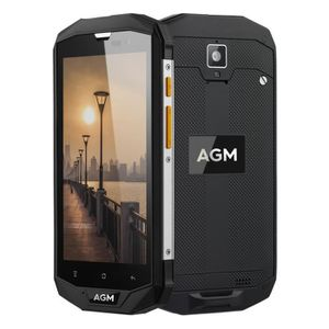 SMARTPHONE SMARTPHONE AGM A8 4+64G 5.0 pouces HD Display 4050