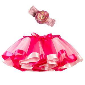 0433850a2582c JUPE Filles Enfants Tutu Dance Party Ballet Bébé Tout J ...