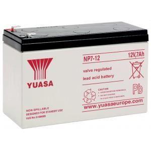 BATTERIE DOMOTIQUE Batterie YUASA 12V 7Ah