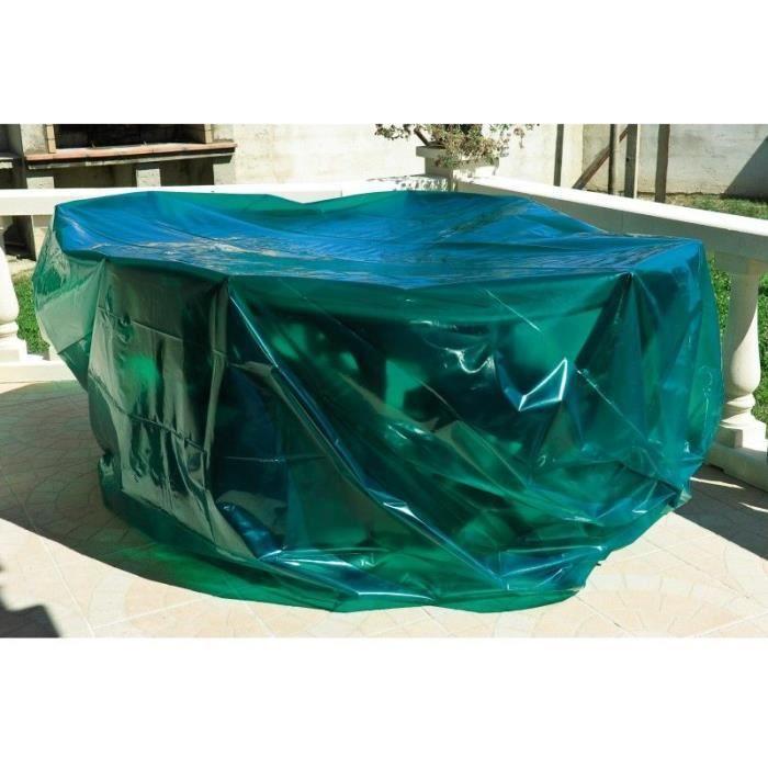 Bache de protection table chaise jardin 300 cm   Achat / Vente