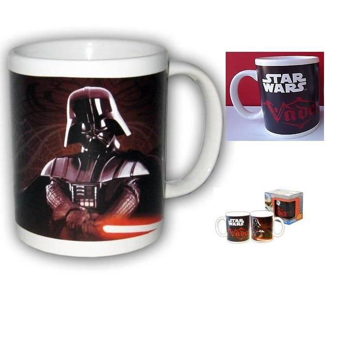 Porcelaine War Star Vador Mug Dark EHIb92eWDY