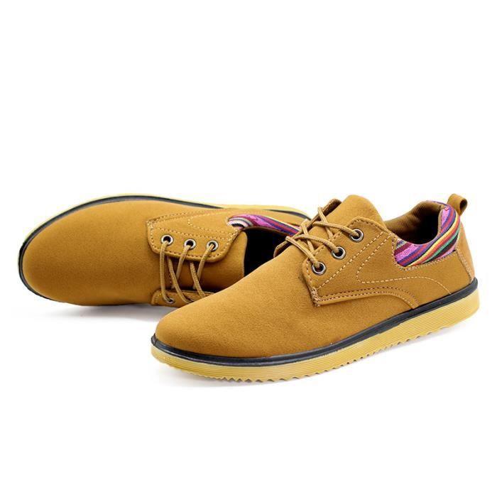 Hommes cuir suédé Chaussures Chaussures de vill... IuKKM8