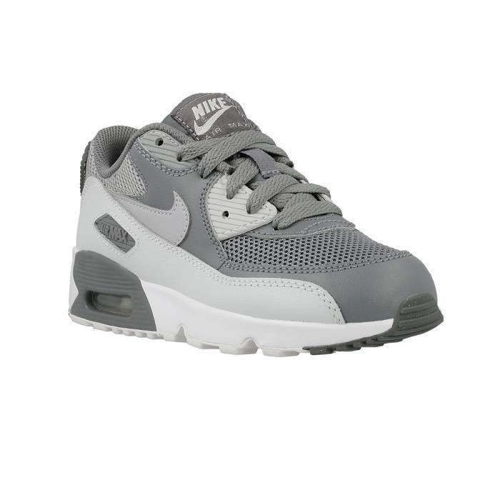 Chaussures Nike Air Max 90 Mesh PS Gris Achat Vente