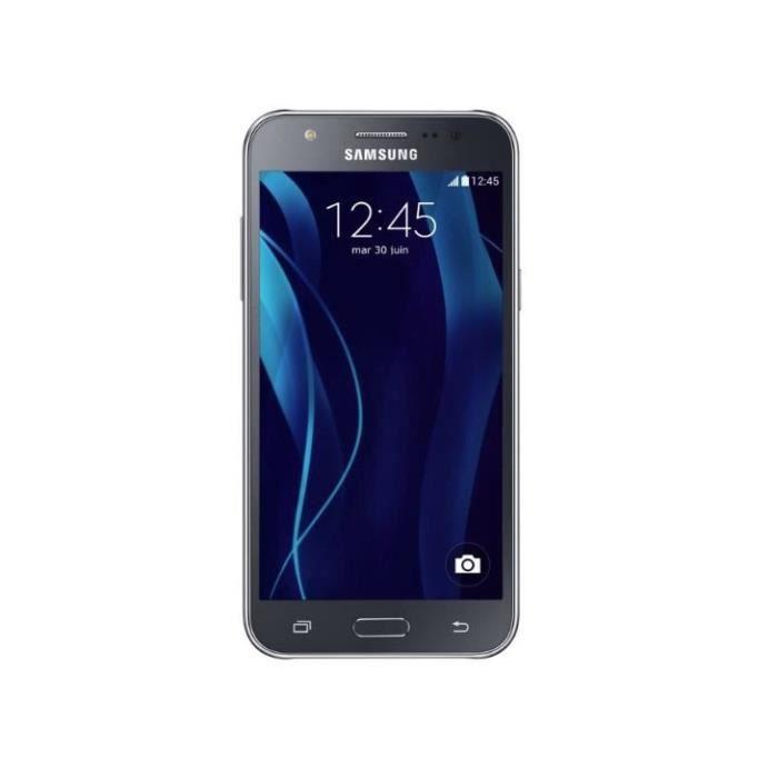 smartphone samsung galaxy j5 4g noir 8go neuf vos marques tendances achat. Black Bedroom Furniture Sets. Home Design Ideas