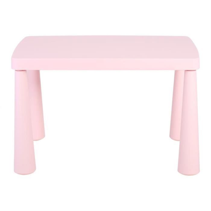TABLE ET CHAISE Table Chaise Enfant De Jeux Pour Tout Peti