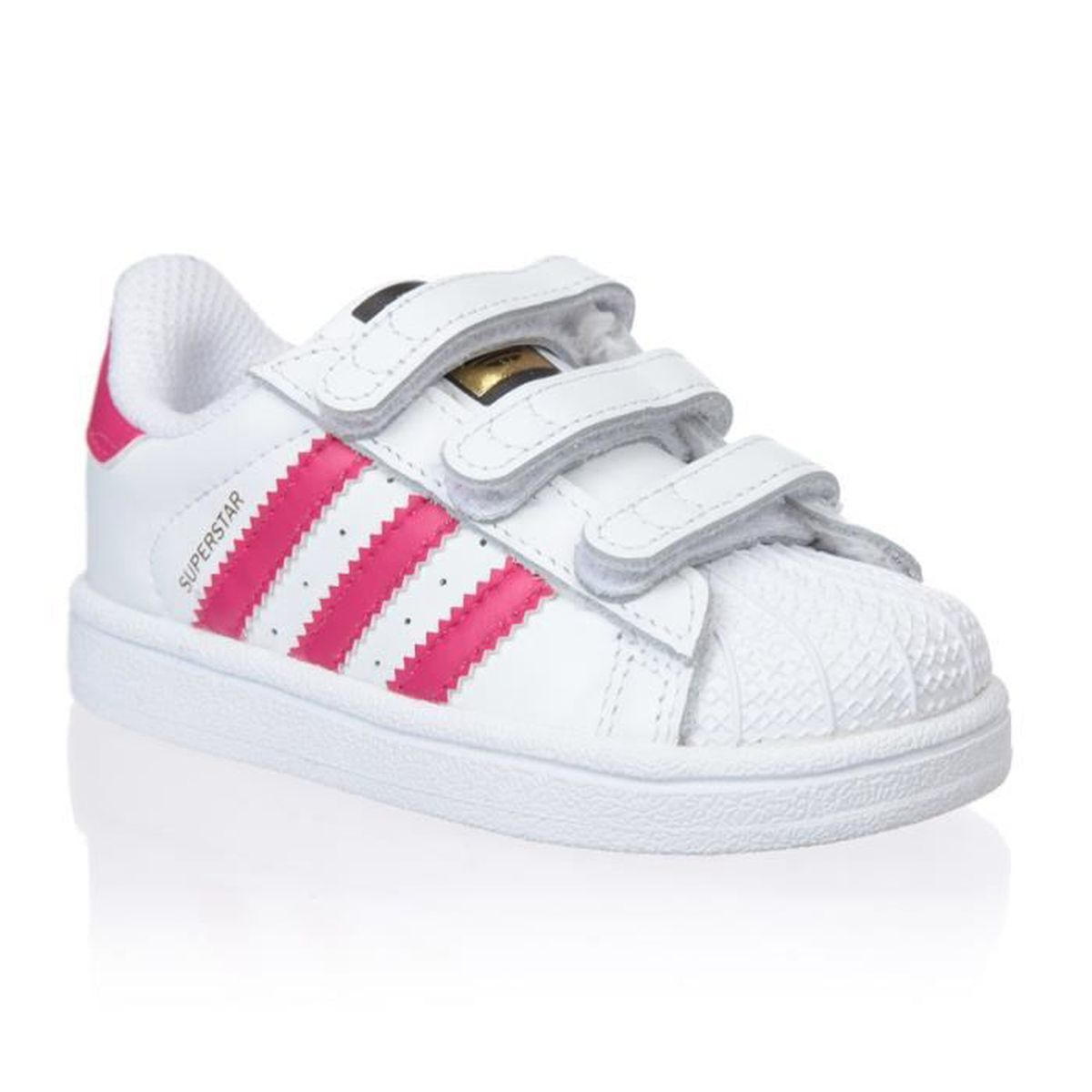 online retailer 67801 8dc7e ADIDAS ORIGINALS Baskets Superstar Chaussures Enfant Fille