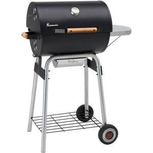 BARBECUE LANDMANN Barbecue à charbon Black taurus 440 - Aci