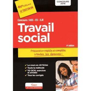 LIVRE DROIT PUBLIC Concours / ASS - ES - EJE Travail social