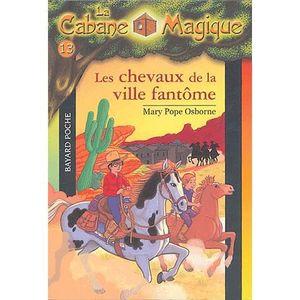 Livre 6-9 ANS La Cabane Magique Tome 13