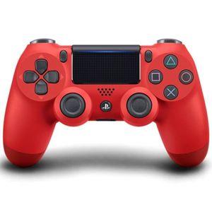 MANETTE JEUX VIDÉO Manette DualShock 4 PS4 V2 Rouge